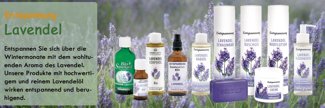 Slider-Lavendel